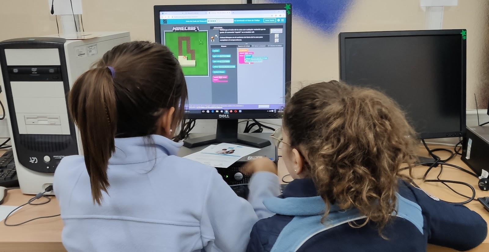 La Hora del Código llega a 10000 niños asturianos - Blog Crónicas Informáticas