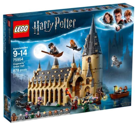 Caixa de LEGO.