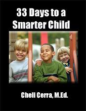 33 Days to a Smarter Child eBook