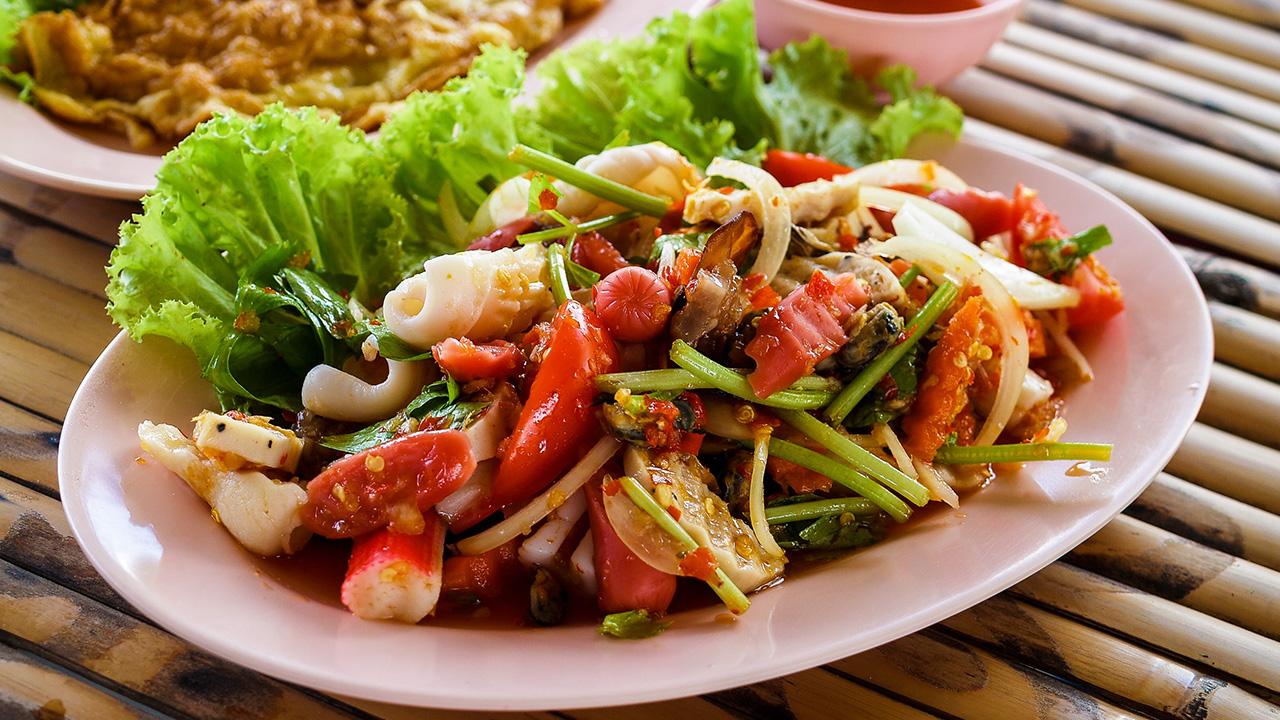 Thai Cuisine Kunal Bansal Chandigarh