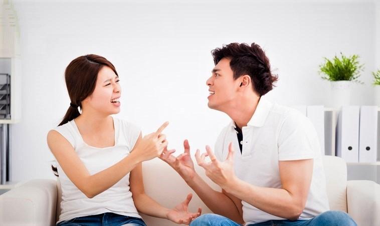 Đừng nói chuyện với đàn ông bằng thái độ ra lệnh