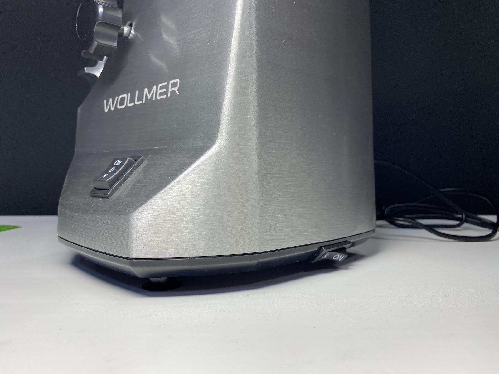 Мясорубка  Wollmer M901 переключатели