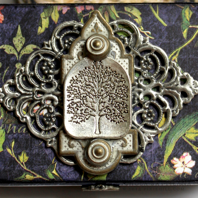 Portable Altoid Tin Altar #G45DarkSide - Nichola Battilana