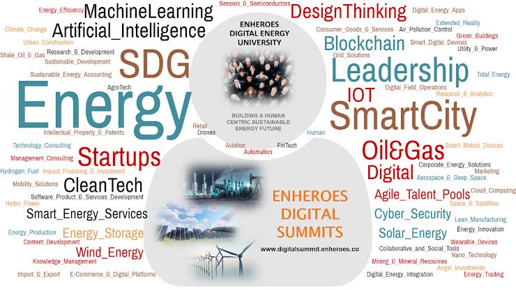 ENHEROES RESPONSIBLE ENERGY DIGITAL SUMMIT 2021