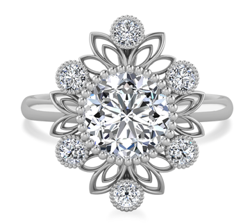 Wedding Ring Styles.100 Years Of Engagement Ring Styles And Trends Laura