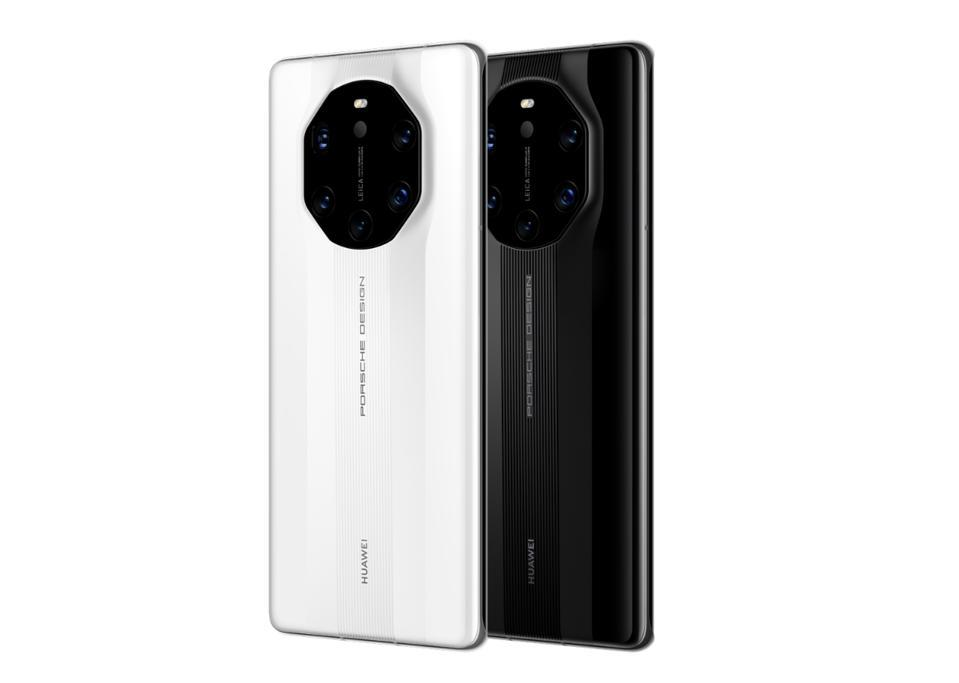 The latest special edition from Huawei: Porsche Design Huawei Mate 40 RS.