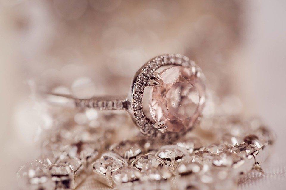 Diamond, Ring, Jewelry