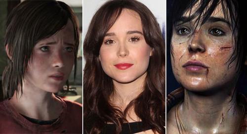 Ellie e Jodie Holmes - Ellen Page