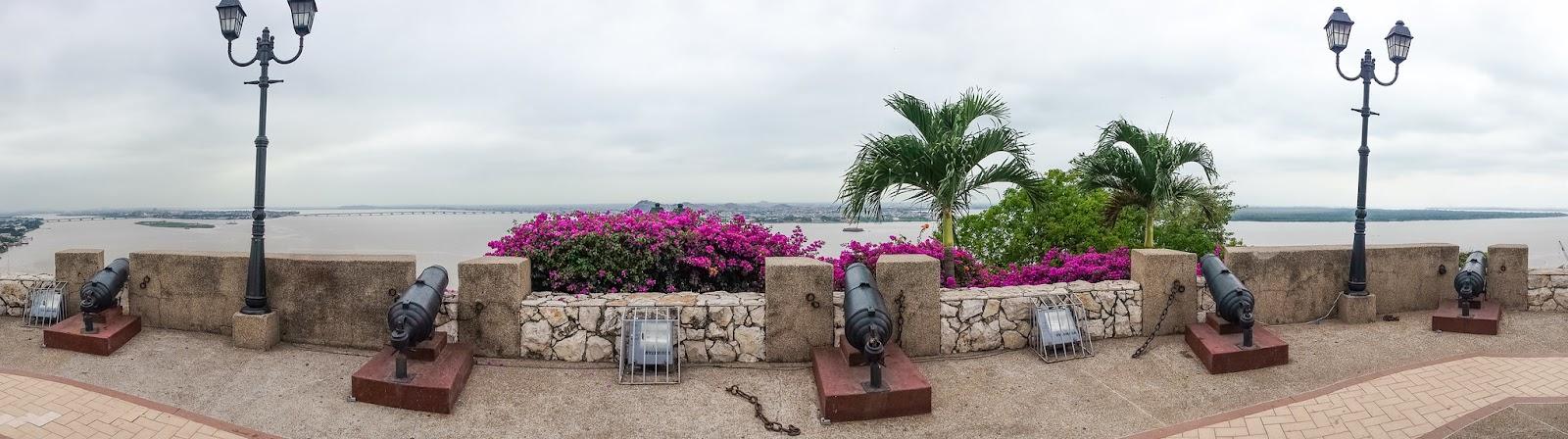 El Fortin of Santa Ana Hill Naval Museum