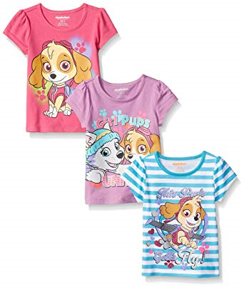 Ubrania dla dzieci z bohaterami bajek: Piżama, Koszulka, Bluza, Dres Psi Patroll