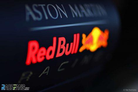 Red Bull, Hockenheimring, 2018