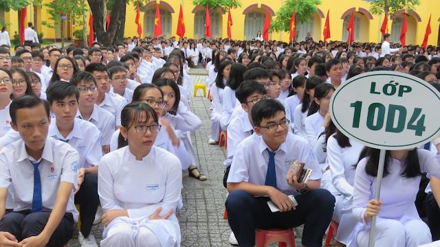 Địa chỉ may áo đồng phục các trường thpt chất lượng nhất