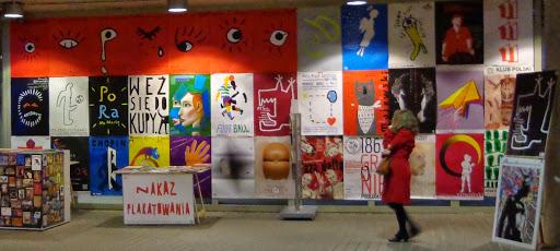 Galeria Plakatu Polskiego W Buw Warszawa Galeria Plakatu