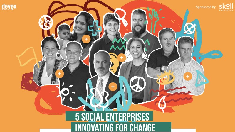 5 social enterprises innovating for change