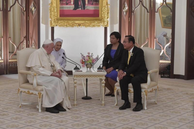 Đức Thánh Cha Phanxico: 'Thái Lan từ lâu đã biết đến tầm quan trọng của việc xây dựng sự hòa hợp'