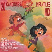 20 Canciones Infantiles Mix, Vol. 4