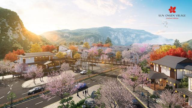 Tập đoàn sun group kiến tạo nên những dự án biệt thự nghỉ dưỡng đẳng cấp