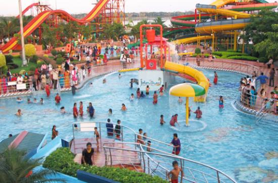 Jalavihar Water & Amusement Park - Hyderabad