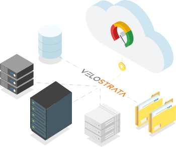 Migrating From On-Prem to GCP: Architecture, GCP Architecture, On-Prem, GCP, Cloud, Velostrata