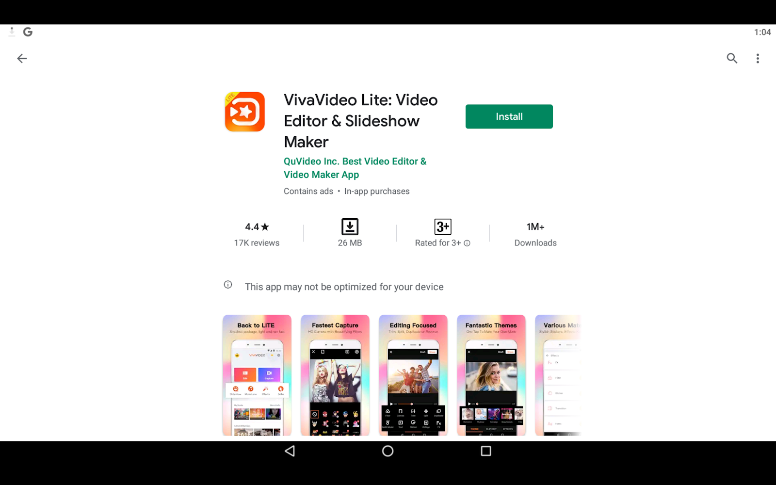 Viva Video App on PC