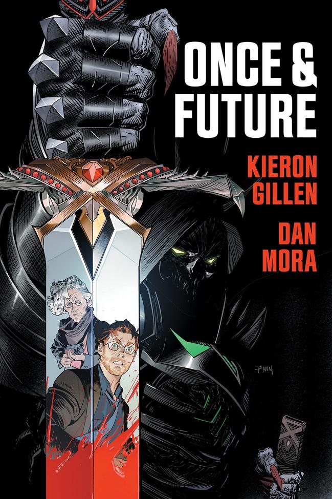 Once and Future' Comic to Bring Arthurian Legend to Modern Day ...