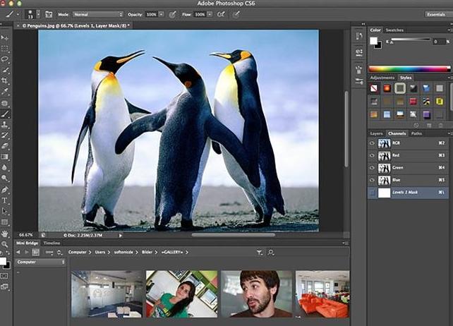 Photoshop CS6 Full Crack có tính năng Field Blur linh hoạt và dễ chịu