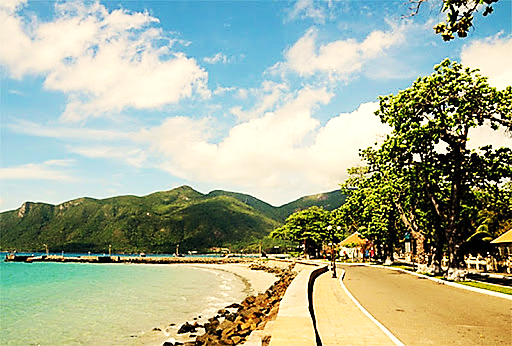 DU LỊCH CÔN ĐẢO - Hai Dang Tourist