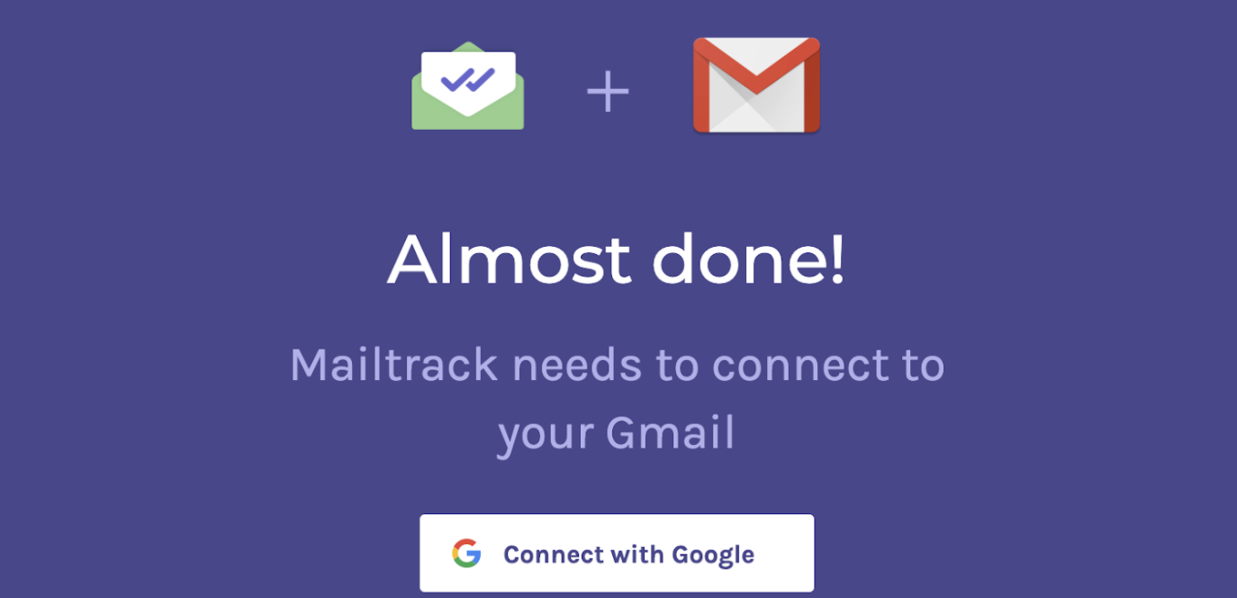 Mailtrack GoogleChrome
