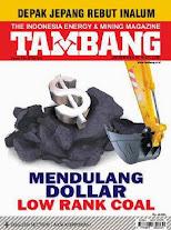 Majalah Tambang Edisi Juli 2013