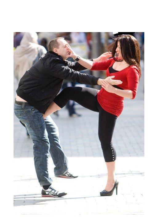Self Defense Fight