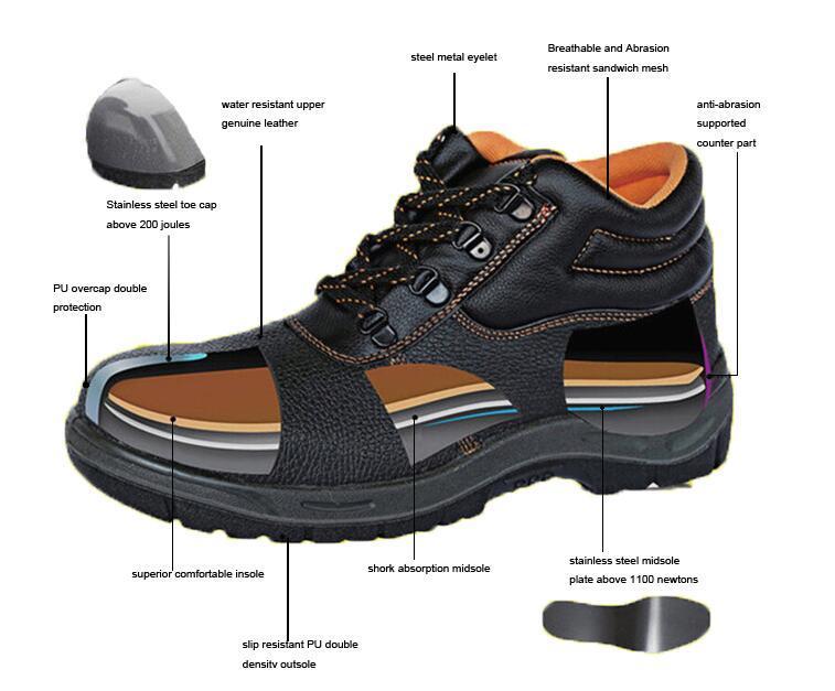 Cách bảo quản giày bảo hộ siêu nhẹ đúng cách, phù hợp