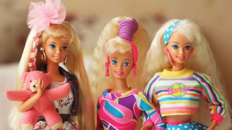 barbie muneca