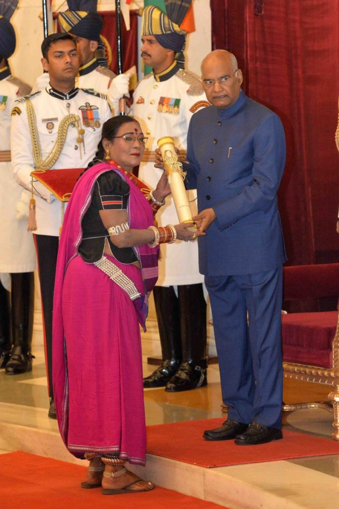 Padma Vibhshan By President of India
