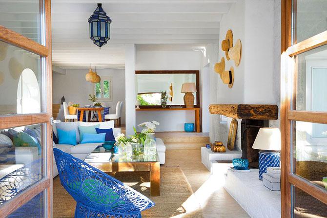 Dosis arquitectura casa de ibiza en el estilo mediterr neo - Decoracion estilo mediterraneo ...