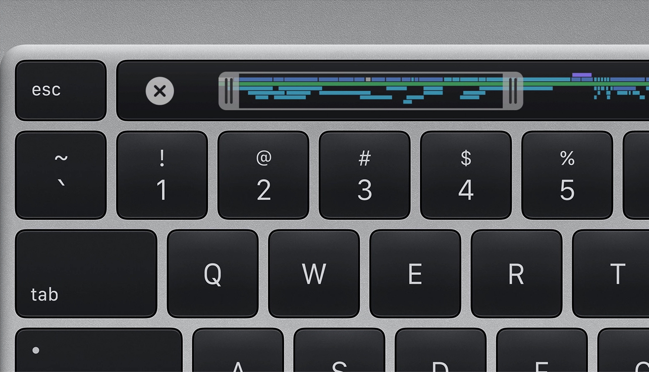 16-inch MacBook Pro's new Magic Keyboard