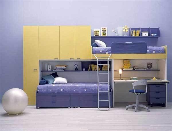 Vì sao nên cân nhắc khi chọn kích thước giường cho trẻ
