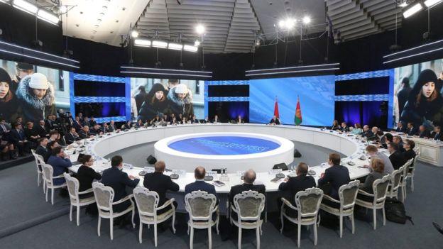 Лукашенко и журналисты