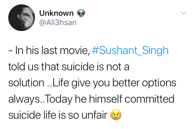 Pakistani Awam is Confused Whether To Say RIP or Not on Sushant Singh Rajput's Suicide