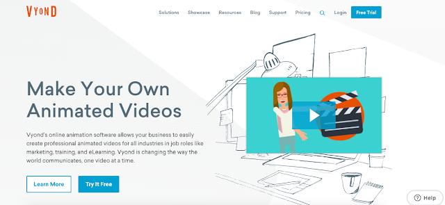 Vyond - Make Video and Animation   Webriology