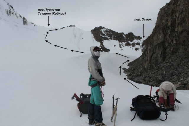 Отчет о горном походе четвертой категории сложности по Центральному Тянь-Шаню.