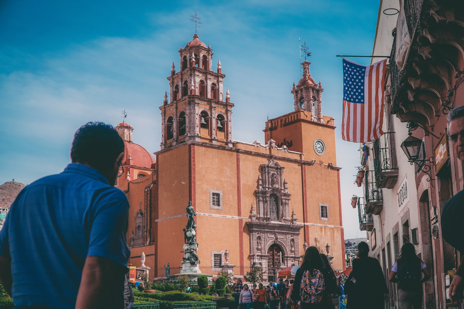 Best Places to Visit in Guanajuato, Mexico by travel blog, The Common Traveler: Basilica of Our Lady of Guanajuato, Mexico