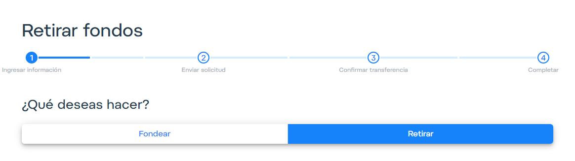 """En la opción de Retirar fondos de tu cuenta Airtm, debes hacer clic en """"Más métodos de pago"""" > """"Tarjeta de regalo"""" > """"NordVPN (Aceptado por Airtm)""""."""