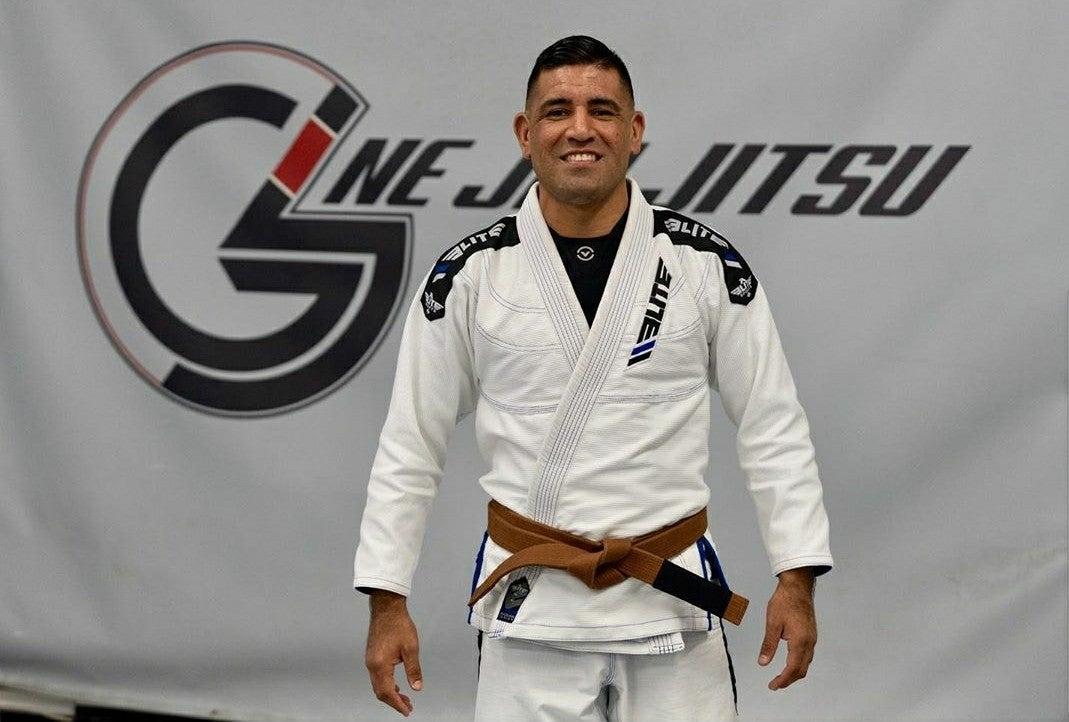 Ultra Light Preshrunk Brazilian Jiu Jitsu BJJ Gi for Adult in White Color by Elite Sports