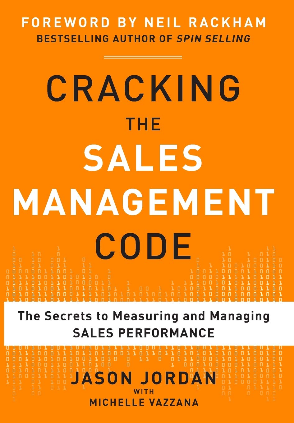 Cracking the Sales Management Code book