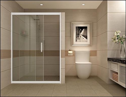 Đừng nên để phòng vệ sinh có hai cách cửa thì chồng sẽ nghe lời bạn hơn.