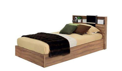 Giường gỗ công nghiệp REX