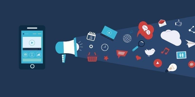انواع روشهای بازاریابی موبایلی