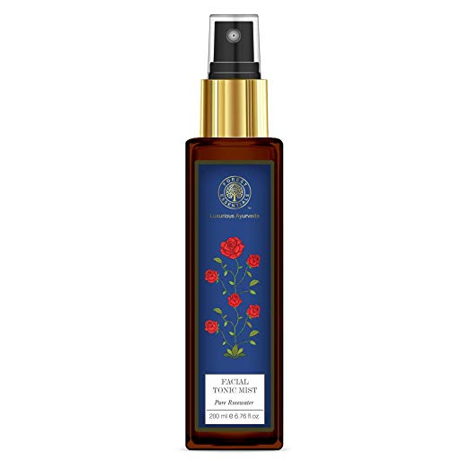 Forest Essentials Pure Rosewater
