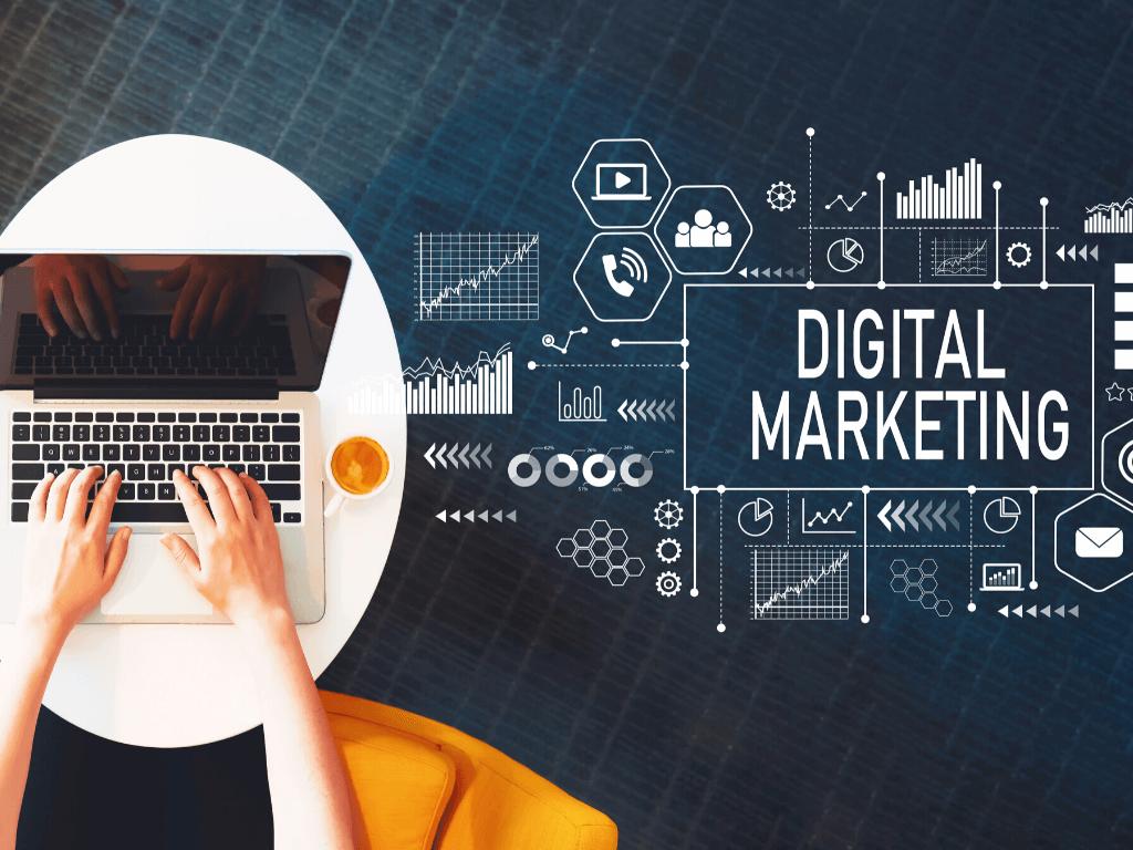Digital marketing company loại hình Research Agency