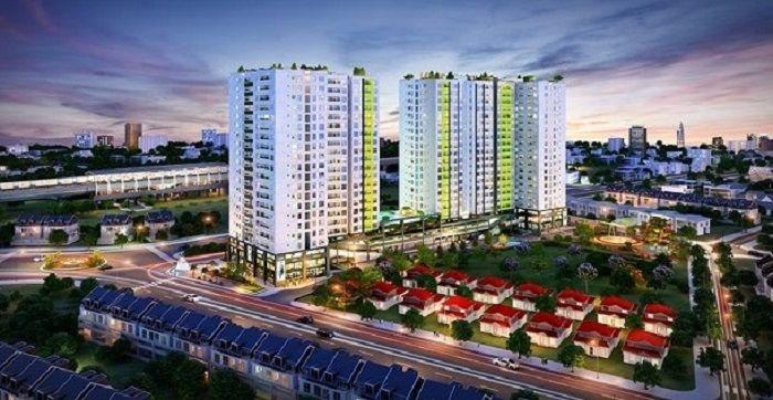 Dự án mang đến làn gió mới cho khu dân cư